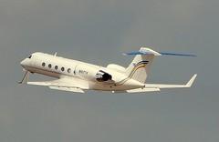 N167TV - Gulfstream Aerospace G-IV (Charlie Carroll) Tags: tampa florida tampainternationalairport ktpa
