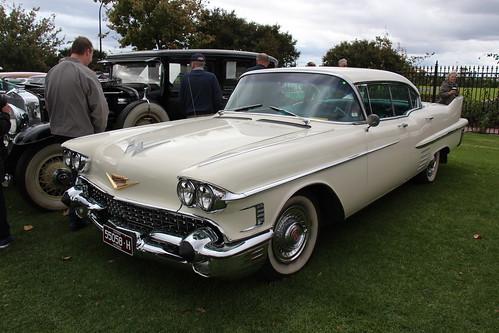 1958 Cadillac Series 62 Sedan deVille