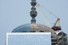 WTC Tour June 2013 (Tony Shi, Life) Tags: nyc newyorkcity ny newyork buildings construction realestate worldtradecenter wtc lowermanhattan worldtradecenters downtownmanhattan 4wtc 4worldtradecenter