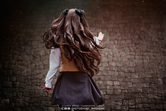 Rin Tohsaka | FATE/STAY NIGHT cos Masae (CAA Photoshoot Magazine) Tags: portrait anime cosplay wordpress portraiture cosplayer cosplayers  caa featured fatestaynight rintohsaka cosplayphotography unlimitedbladeworks cosplayphotographer