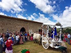 Ermita Romera Las Virtudes (AVazquez_Repi) Tags: huelva fiestas nava ermita romeria virtudes repilado
