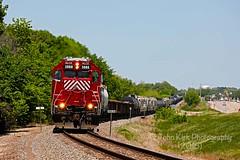 UP Wichita local (Beyond Trains) Tags: railroad usa up train unitedstates transport transportation kansas unionpacific wichita uprr gp382 hlcx hlcx3888