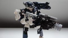 Saber : HERO FACTORY Future MOC (Masteryker) Tags: lego saber bionicle moc futuregun legomoc bioniclemoc herofactorymoc herofacory