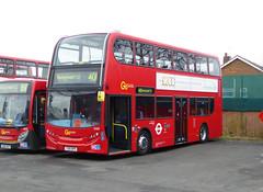 GAL E239 - YX61DPK - BX BEXLEYHEATH BUS GARAGE - SAT 19TH MAR 2016 (Bexleybus) Tags: bus london ahead kent garage go route 400 dennis 401 enviro tfl bexleyheath adl bx goahead e239 yx61dpk
