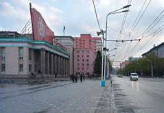 Place Kim Il Sung - Pyongyang (jonathanung@ymail.com) Tags: lumix asia korea asie kp nord northkorea pyongyang core dprk cm1 koryo coredunord insidenorthkorea rpubliquepopulairedmocratiquedecore rpdc lumixcm1