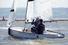DSC07717-e.jpg (Mac'sPlace) Tags: west club kirby sailing racing firefly dinghy westkirby 2016 wilsontrophy wksc