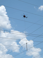 1 (Chris Usrey) Tags: flying cool dangerous power aviation line helicopter maintenance exciting httpwwwrotorbladecom