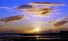 troon sunset (grahamd4) Tags: