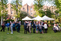 Garden Party (jonnydredge) Tags: london nikon exhibitions va textiles pv morley privateview inspiredby arttextiles morleygallery moderneccentrics