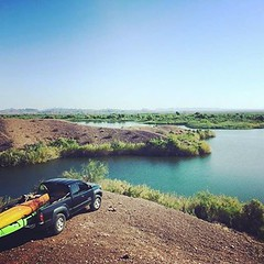 Breathtaking view! @ggiannig89 Thanks for the post! 😎👍 #coloradoriver