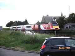 HST passing Forteviot. (B4bees .(2m views)) Tags: scotland blog scenery perthshire railways virgintrains highlandmainline highlandchieftain 1s15 visiteastscotland
