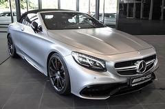 Mercedes AMG S63 cabrio (1) (Auto350) Tags: mercedes cabrio amg germancars s63