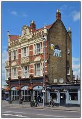 Street Art, London (junepurkiss) Tags: streetart london invader walthamstow
