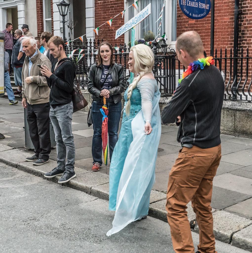 PRIDE PARADE AND FESTIVAL [DUBLIN 2016]-118039