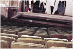 Victory 2016 - 14 (derekwatt) Tags: abandoned analog 35mm nikon theater massachusetts holyoke analogphotography 35mmphotography nikonf4 c41 unicolor kodakektar victorytheater ektar100
