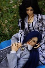 Isabella&Falcone5 (Ermilena Puppeteer) Tags: bjd abjd spiritdoll leekeworld spiritdollfreesia leekeworldromeo