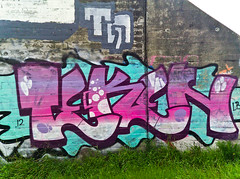 Tekn (You can call me Sir.) Tags: california graffiti bay north bayarea northern nhf tekn