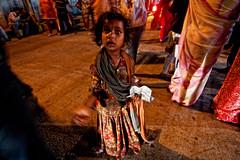 Child Beggar, VV Puram Chat Street ( Color Version ) (Sukanta Maikap Photography) Tags: morning bangalore beggar bengaluru canon450d tokinaatxprosd1116mmf28ifdx makingofdosa vvpuramchatstreetchild