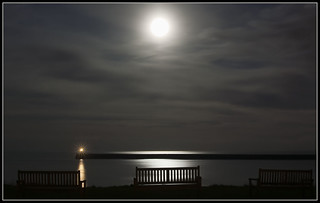 TYNEMOUTH SUPERMOON