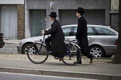 Antwerp Religious Transport_2 (Mikael Colville-Andersen) Tags: street bike bicycle photogra
