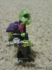 Alien walker side (sereboats) Tags: alien conquest legomoc