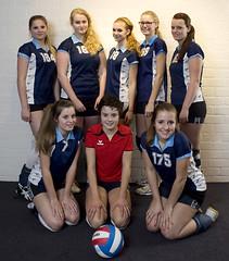 2011 Meisjes A1 - Tr. Gert Hamhuis