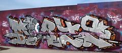 morty or morys or (neppanen) Tags: streetart art finland graffiti helsinki legal morty morys kalasatama discounterintelligence sampen