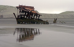 H70 020 (2) The Peter Iredale (Allen Woosley) Tags: oregon fort stevens spit peter the clatsop iredale h70