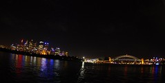 Vivid Festival (inail1972) Tags: nightphotography lights nightlights sydney australia nsw sydneyharbour harbourcruise vividsydney vividfestival pentaxk5 sydneyharbourbridgelights