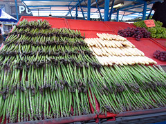 stk343hotorget (invisiblecompany) Tags: travel food fruit market stockholm vegetable asparagus 2012 hotorget