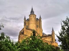 Alcazar de Segovia, Explore May 17, 2012 #499 (ASpepeguti) Tags: españa spain explore segovia castillayleón olympusmju400 aspepeguti photomatixpro42 satorgettymomentos exploremay172012499