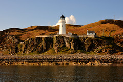 Davaar Lighthouse, Campbeltown, Kintyre (iancowe) Tags: lighthouse island scotland scottish stevenson sound kintyre campbeltown davaar northernlighthouseboard nlb kilbrannan lighthousetrek wbnawgbsct