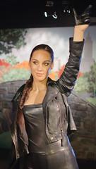 Alicia Keys at Madame Tussaud's New York (InSapphoWeTrust) Tags: newyork manhattan 2012 madametussauds aliciakeys