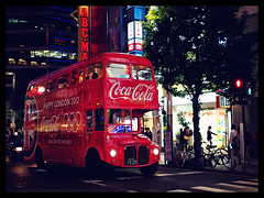 Should I Stay or Should I Go? (Irkelh) Tags: leica london tokyo shinjuku cola f14 olympus olympics coca summilux 2012 25mm e5