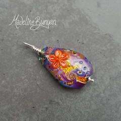 """Rainbow Garden Pendant • <a style=""""font-size:0.8em;"""" href=""""https://www.flickr.com/photos/37516896@N05/7251228150/"""" target=""""_blank"""">View on Flickr</a>"""