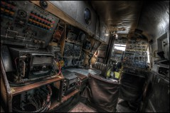 Avro Shackleton's busy bits (Barney - Ian B) Tags: shackleton avro