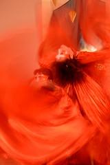 Red Movement (redglobe*) Tags: red color colour dance movement nikon colorful dancer move tanz colourful tnzerin d5100
