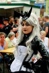 5DJB7317 (Julien Beytrison Photography) Tags: street portrait people festival germany deutschland punk mask candid gothic wave leipzig rue allemagne treffen masque gotik wgt lej wgt2012