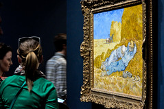 La méridienne ou La sieste, de Van Gogh (R.Iznardo) Tags: paris france art museum gallery arte galeria musée museo francia orsay gallerie