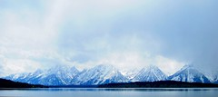Grand Teton Mountain Range (Nikhil K) Tags: grandtetonnationalpark
