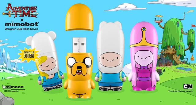 探險活寶 X MIMOBOT USB Flash Drive