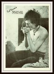 Sex Pistols 0137 (PostCardScan) Tags: punk postcard punkrock pil sidvicious anarchyintheuk stevejones holidaysinthesun johnnyrotten nancyspungen thesexpistols paulcook publicimageltd postcardscan johnlyndon