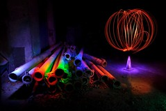 CRAYON (Ok Coraline) Tags: lightpainting pailledefer