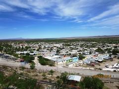 Pueblo de Naica.
