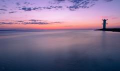 Sea Romantic  (kevinadam244) Tags: travel sea landscape landscapes sonnenuntergang balticsea polen landschaft usedom landschaften baltisea nikonphotographer sealover