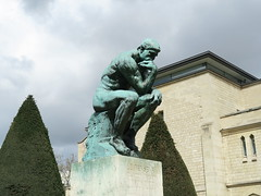 IMG_1556 (irischao) Tags: trip travel vacation paris france museum rodin thethinker 2016 museerodin