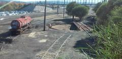 Albury Railway Station. NSW (SHANERROL) Tags: turntable albury