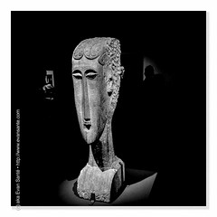 :: One Must Dare to be Happy - #iPhotography (Evan Sant) Tags: blackandwhite bw italy sculpture abstract monochrome stone museum square blackwhite artwork italian europe artist european metro manhattan contemporaryart fineart statues artists squareformat limestone met blacknwhite bnw metropolitanmuseum metropolitanmuseumofart mycity modigliani blackandwhitephotography urbanphotography metmuseum cubism abstractexpressionism amedeomodigliani insta statuessculptures mycitylife iphoneography iphone6 evansante bwphotooftheday iphonesia instagramphoto instadaily instaphoto igdaily instagramdaily artworksphotography bnwlife iphone6plus metmembers 2015evansantallrightsreserved worksofartphotography amedeomodiglianiwomanshead