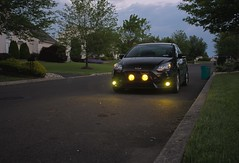 ST Lights (Fuel Injected Photography) Tags: ford st hella fomoco blackmagic focusst diodedynamics velossatech