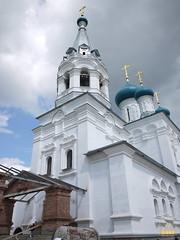 62. Paschal Prayer Service in Svyatogorsk / Пасхальный молебен в соборном храме г. Святогорска